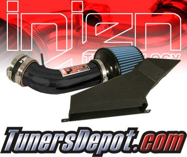 Injen® SP Short Ram Intake (Black Powdercoat) - 10-11 VW Volkswagen Jetta TDI Turbo 2.0L 4cyl (w/ Air Scoop)