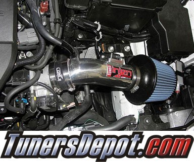 Injen® SP Short Ram Intake (Black Powdercoat) - 10-13 Mazda 3 2.5L 4cyl
