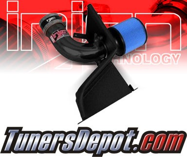 Injen® SP Short Ram Intake (Black Powdercoat) - 10-13 VW Volkswagen Golf GTI Turbo 2.0L 4cyl