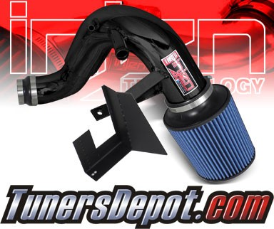 Injen® SP Short Ram Intake (Black Powdercoat) - 11-12 Kia Optima Turbo 2.0L 4cyl