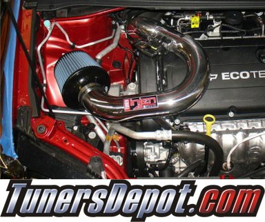 Injen® SP Short Ram Intake (Black Powdercoat) - 12-14 Chevy Sonic 1.8L 4cyl