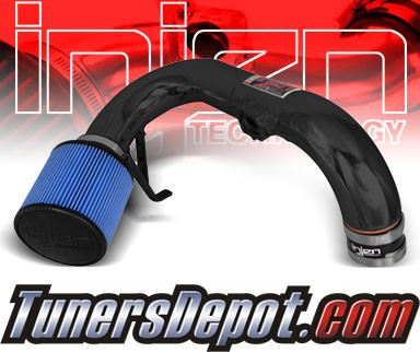 Injen® SP Short Ram Intake (Black Powdercoat) - 12-14 Chevy Sonic Turbo 1.4L 4cyl