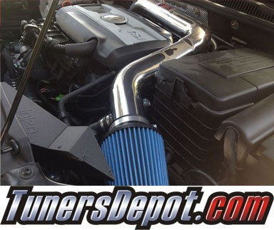 Injen® SP Short Ram Intake (Black Powdercoat) - 2012 VW Volkswagen Jetta GLI 2.0L 4cyl