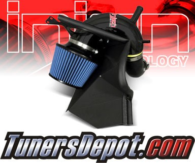 Injen® SP Short Ram Intake (Black Powdercoat) - 2013 Hyundai Genesis 2dr Turbo 2.0L 4cyl