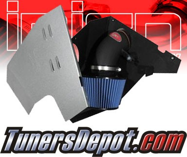 Injen® SP Short Ram Intake (Black Powdercoat) - 92-95 BMW 325i 2dr Convertible 3.0L L6 E36