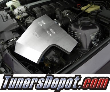 Injen® SP Short Ram Intake (Black Powdercoat) - 94-95 BMW 325ic 2dr Convertible 3.0L L6 E36