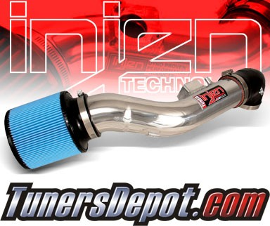 Injen® SP Short Ram Intake (Polish) - 08-09 Pontiac G6 2.4L 4cyl (w/o Air Pump)