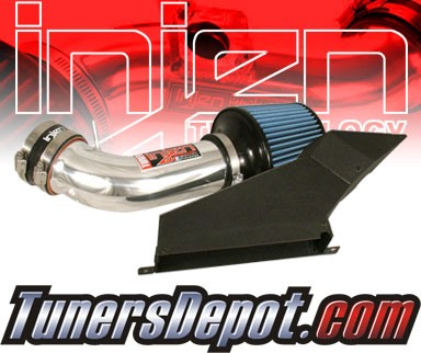 Injen® SP Short Ram Intake (Polish) - 10-11 VW Volkswagen Golf TDI Turbo 2.0L 4cyl