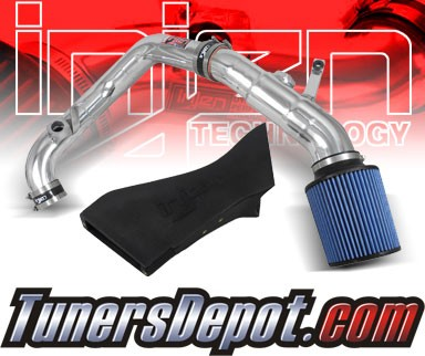 Injen® SP Short Ram Intake (Polish) - 11-12 BMW 335i 3.0L L6 Turbo E90/92/93