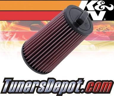 K n drop in air filter replacement 03 04 mercedes c230 for Mercedes benz e350 air filter replacement