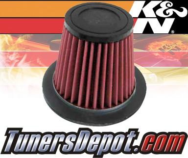 k n drop in air filter replacement 96 98 ford explorer 5 0l v8 e 0996. Black Bedroom Furniture Sets. Home Design Ideas