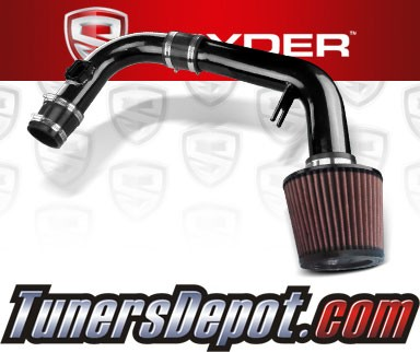 K&N® Air Filter + Spyder® Cold Air Intake System (Black) - 11-15 Chevy Cruze Non-Turbo 1.8L 4cyl (Exc. models with secondary air pump)