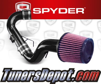 K&N® Air Filter + Spyder® Cold Air Intake System (Black) - 11-16 Scion tC 2.5L 4cyl