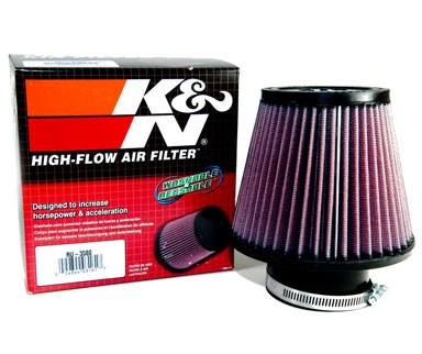 K&N® Air Filter + Spyder® Cold Air Intake System (Black) - 12-15 Chevy Sonic 1.8L 4cyl