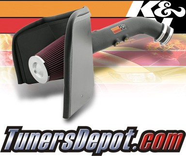 K&N® Aircharger Intake System - 03-04 Toyota Tundra 3.4L