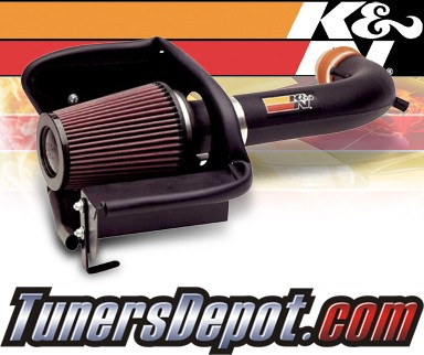 K&N® Aircharger Intake System - 04-08 Honda S2000 4 Cyl. 2.0/2.2L