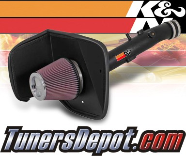 K&N® Aircharger Intake System - 05-06 Toyota Tundra 4.0L