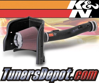 K&N® Aircharger Intake System - 05-09 Toyota Tacoma 4.0L
