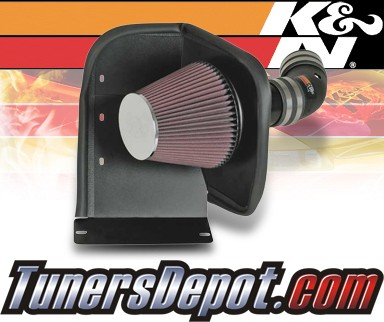K&N® Aircharger Intake System - 06-07 Chevy Monte Carlo 5.3L