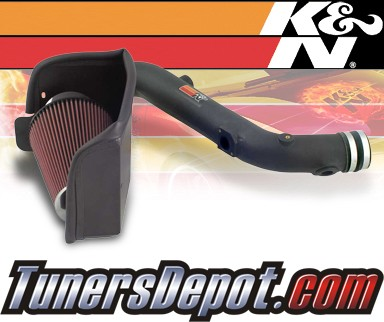 K&N® Aircharger Intake System - 07-08 Toyota FJ Cruiser 4.0L