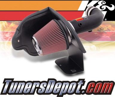 K&N® Aircharger Intake System - 07-11 Dodge Nitro 4.0L