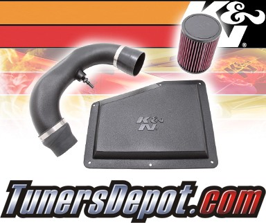 K&N® Aircharger Intake System - 08-09 Chevrolet HHR 2.0l L4 F/I - All