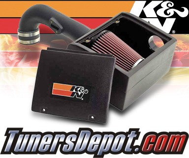 K&N® Aircharger Intake System - 08-09 Chevy HHR 2.4L
