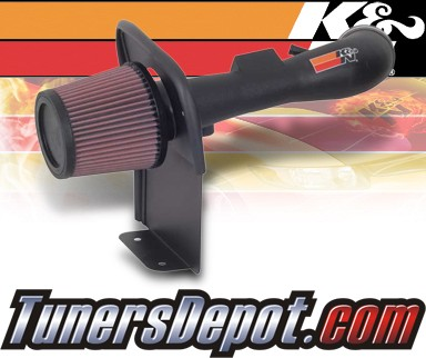 K&N® Aircharger Intake System - 08-09 Ford Ranger 4.0L