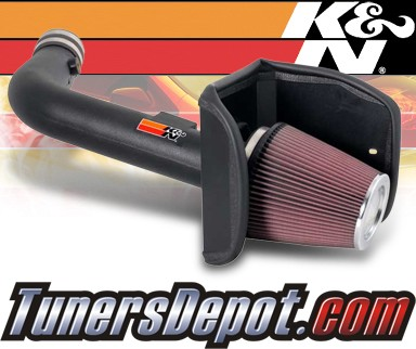 K&N® Aircharger Intake System - 08 Ford F-150 F150 4.6L