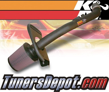 K&N® Aircharger Intake System - 08 Ford Ranger 3.0L