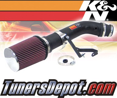 K&N® Aircharger Intake System - 93-95 Honda Civic DX Hatchback 1.5L L4 F/I - All