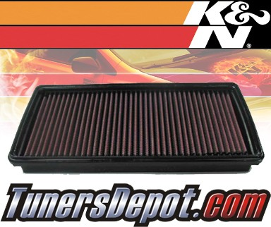 K&N® Drop in Air Filter Replacement - 00-05 Chevy Astro Van 4.3L V6