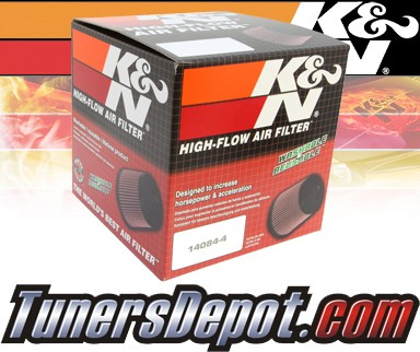 K&N® Drop in Air Filter Replacement - 01-06 Dodge Stratus 4dr 2.4L 4cyl
