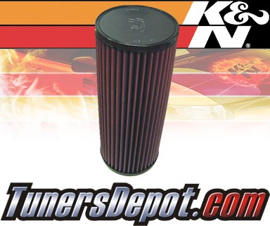 K&N® Drop in Air Filter Replacement - 01-07 GMC Savana 1500 4.3L V6