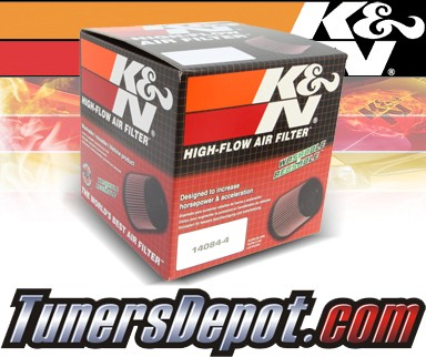 K&N® Drop in Air Filter Replacement - 02-06 Acura RSX Type-S 2.0L 4cyl