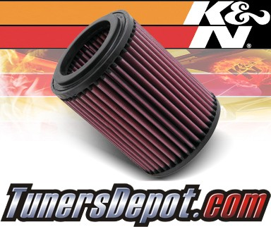 K&N® Drop in Air Filter Replacement - 02-06 Honda CRV CR-V 2.4L 4cyl