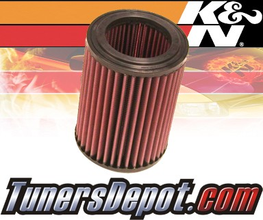 K&N® Drop in Air Filter Replacement - 03-06 Honda Element 2.4L 4cyl