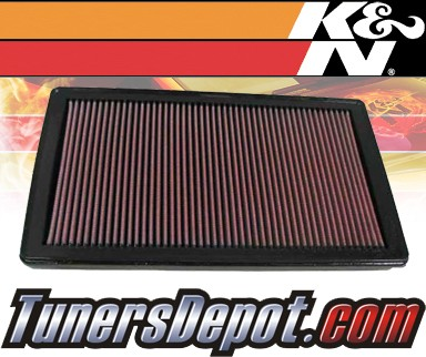 K&N® Drop in Air Filter Replacement - 03-11 Mazda RX-8 RX8 1.3L R2