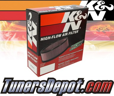 K&N® Drop in Air Filter Replacement - 03-12 Mercedes SL600 R230 5.5L V12
