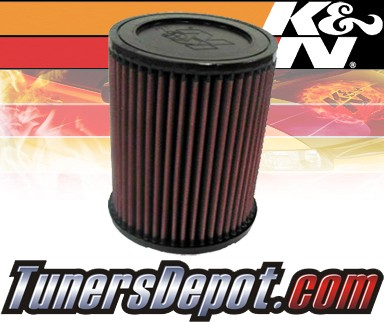 K&N® Drop in Air Filter Replacement - 04-05 Chrysler Sebring 2.4L 4cyl - DOHC