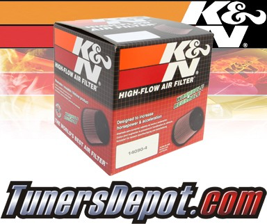K&N® Drop in Air Filter Replacement - 04-05 Isuzu Rodeo 3.0L 4cyl Diesel