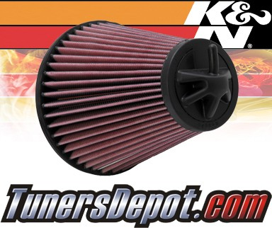 K&N® Drop in Air Filter Replacement - 04-07 Honda S2000 AP2 2.2L 4cyl
