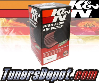 K&N® Drop in Air Filter Replacement - 04-07 Saturn Ion 2.0L 4cyl