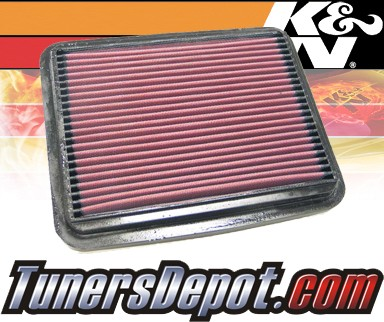 K&N® Drop in Air Filter Replacement - 04-09 Kia Amanti 3.5L V6