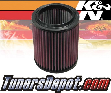 K&N® Drop in Air Filter Replacement - 04-10 Audi A8 4.2L V8