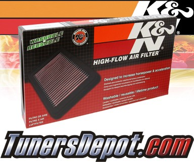 K&N® Drop in Air Filter Replacement - 05-07 Ford Freestyle 3.0L V6