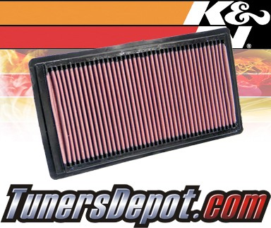 K&N® Drop in Air Filter Replacement - 05-07 Mercury Monterey Van 4.2L V6