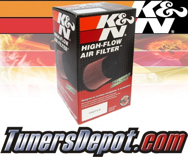 K&N® Drop in Air Filter Replacement - 07-07 Chevy Colorado 3.7L L5