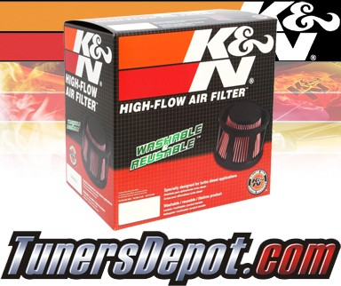 K&N® Drop in Air Filter Replacement - 07-07 Chevy Silverado 3500 Classic 6.6L V8 Diesel
