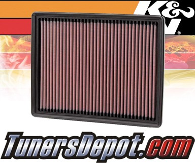 K&N® Drop in Air Filter Replacement - 07-10 Kia Optima 2.7L V6